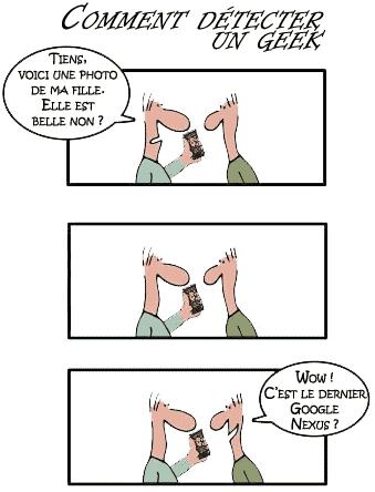 Comment détecter un geek