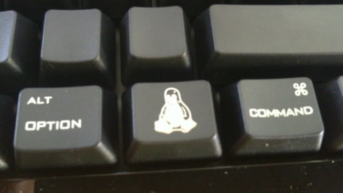 DAS Keyboard - la touche Linux