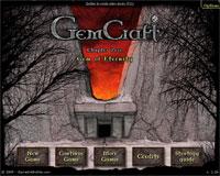 Présentation Gemcraft plein écran