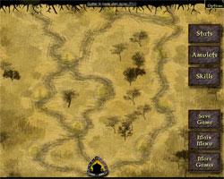 Gemcraft premier écran