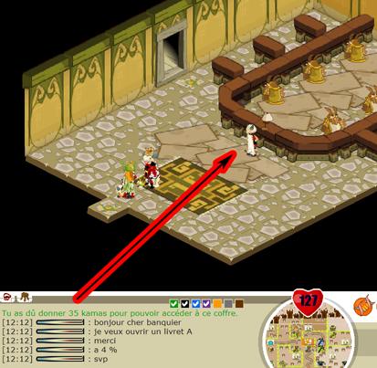 Capture d'écran Dofus n°17