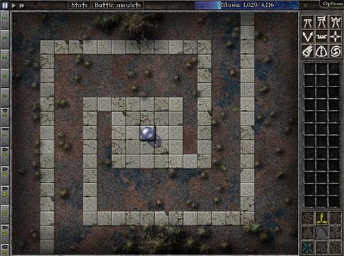 Gemcraft Labyrinth - challenges possibles à résoudre