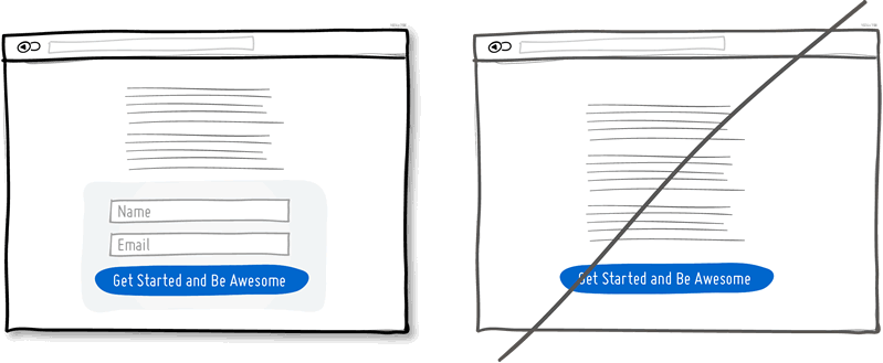 Try exposing fields instead of creating extra pages.