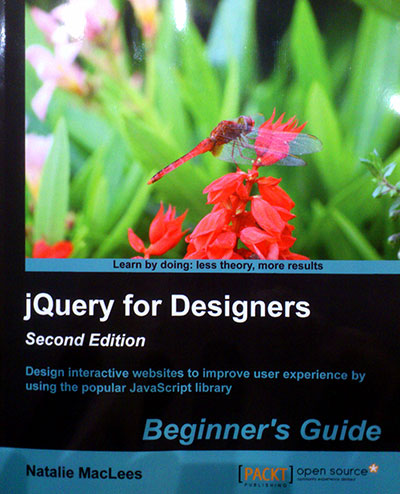 PacktLib jQuery for designers